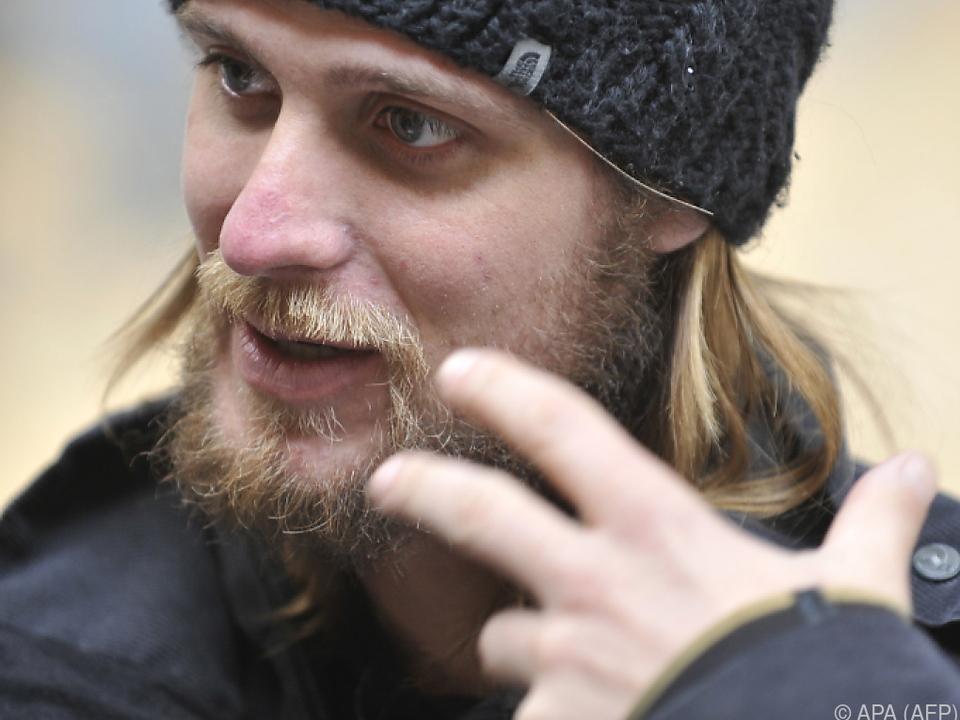 Frederik Mayet macht klar: Dieser Bart bleibt trotz Corona dran