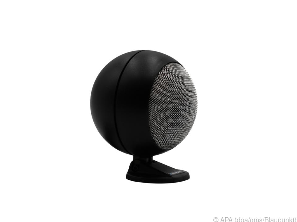 Für einen Globe Speaker ruft Blaupunkt 39 Euro auf