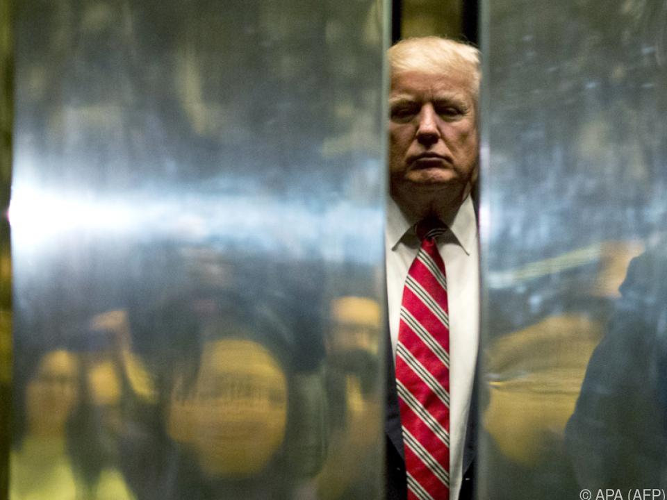 Für Trump gehen die Türen zu