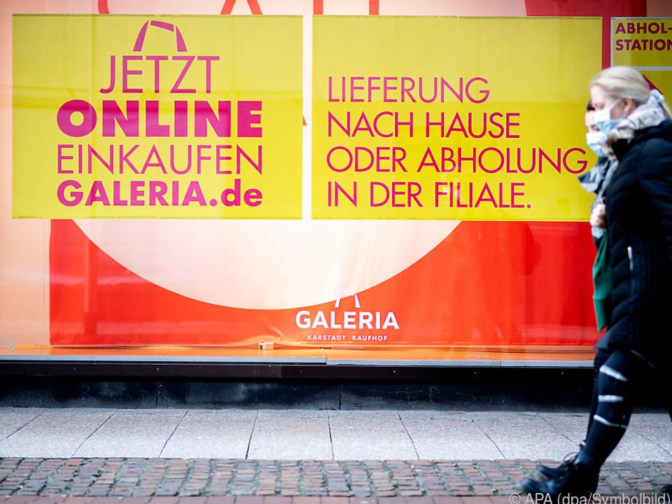 Galeria Karstadt Kaufhof kämpft