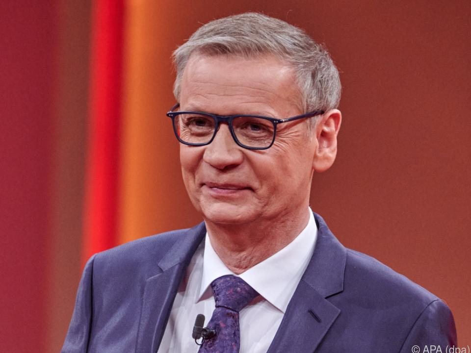 Günther Jauch stellt andere 125.000er-Frage