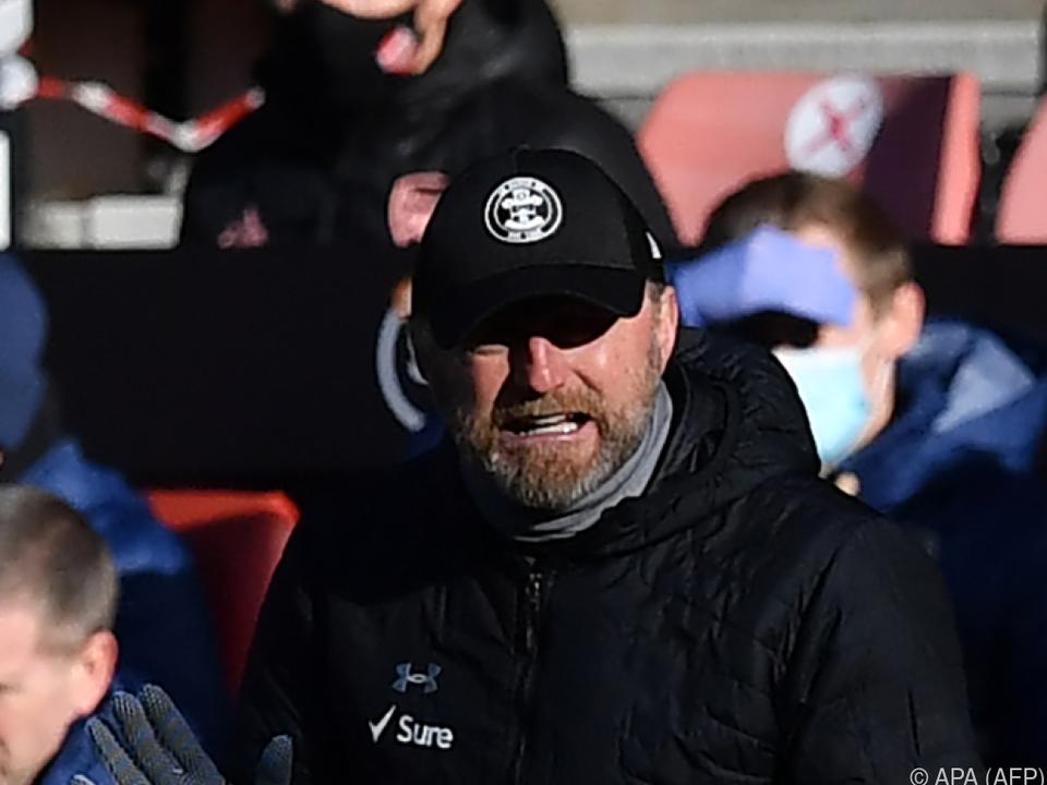 Hasenhüttls Southampton siegte im FA-Cup gegen Titelverteidiger Arsenal