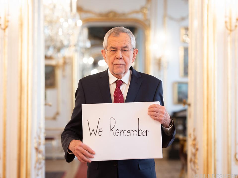 Heute ist Internationaler Holocaust-Gedenktag