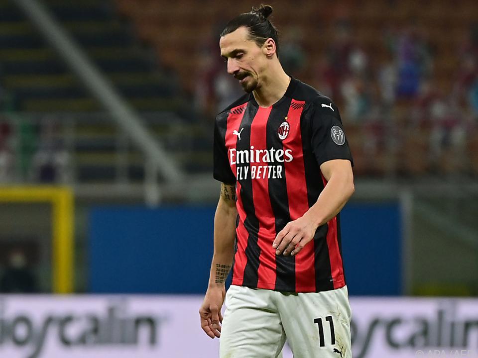 Ibrahimovic verschoss bei Milan-Sieg Elfmeter