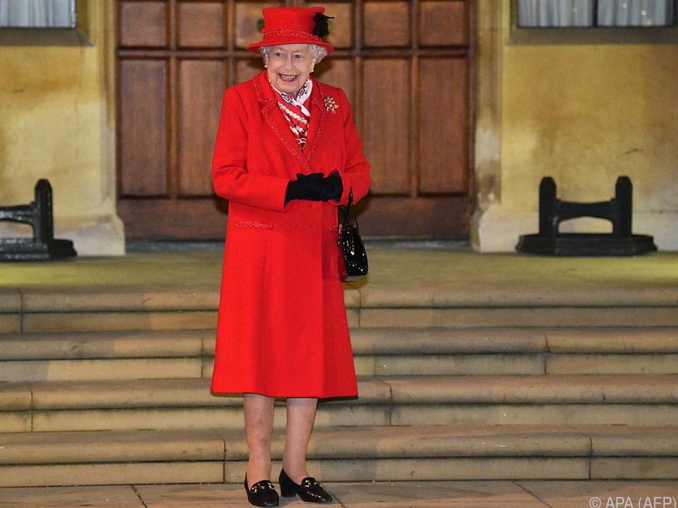 Ihren eigentlichen Geburtstag hat die Queen am 21. April