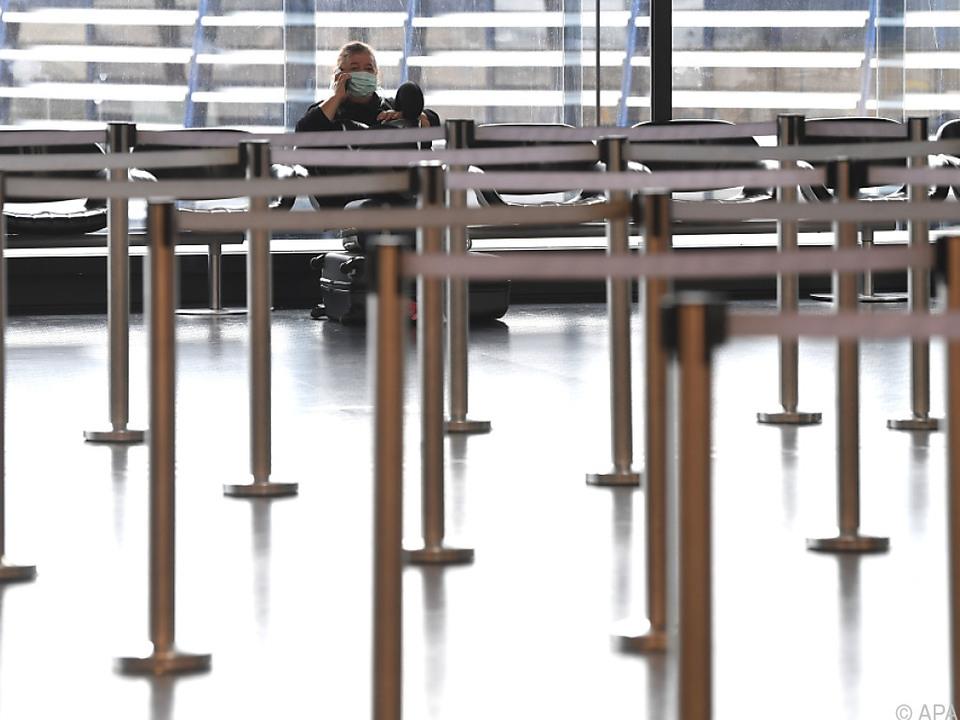 Im Frühjahr 2020 hatten viele Airlines den Flugbetrieb eingestellt
