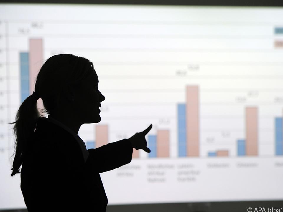Frauen schaffen es selten in die Führungsetage