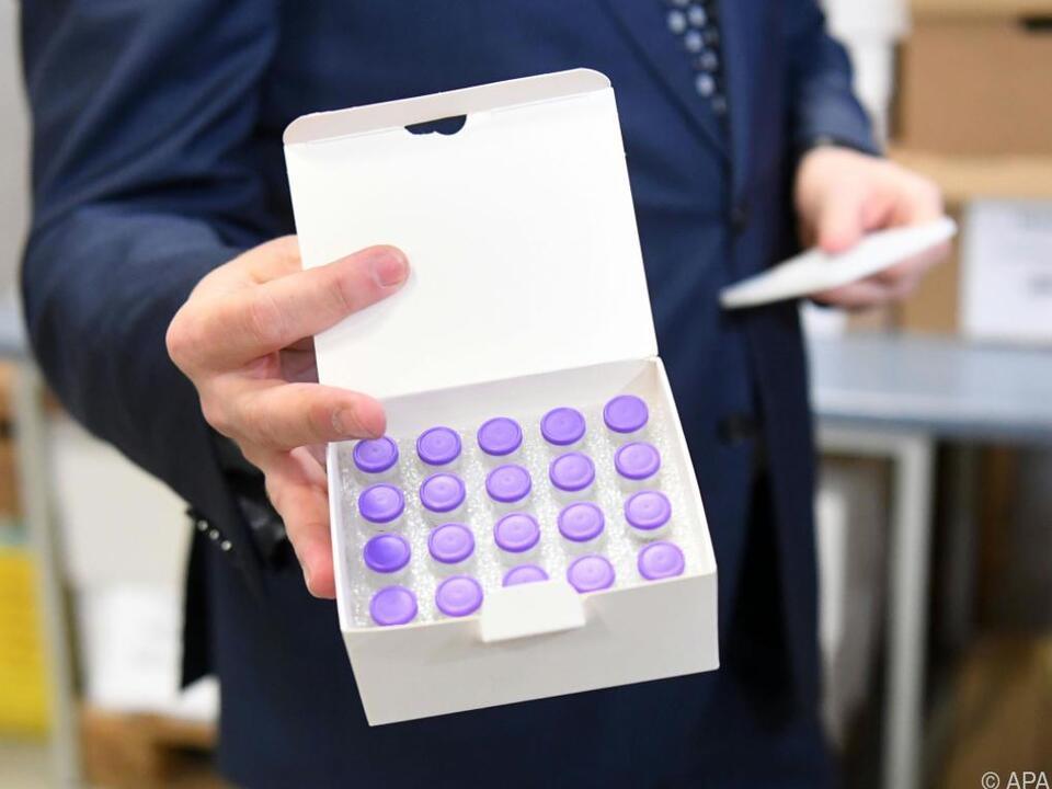 Impfstoff gegen das Coronavirus - drittes Produkt vor EU-Zulassung