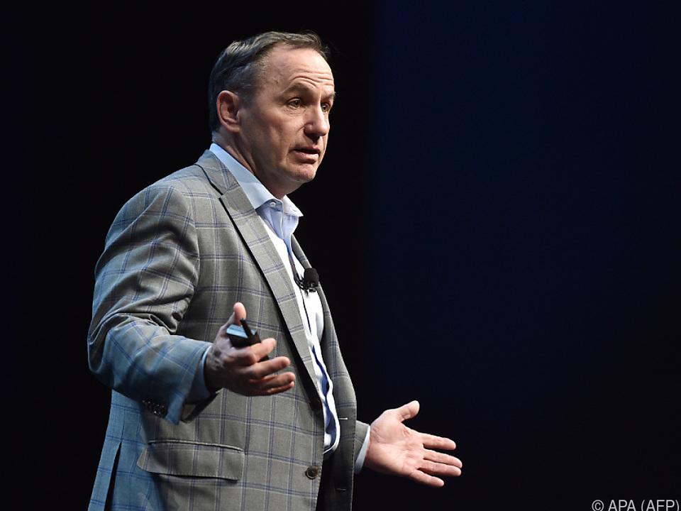 Intel-Chef Bob Swan tritt im Februar ab