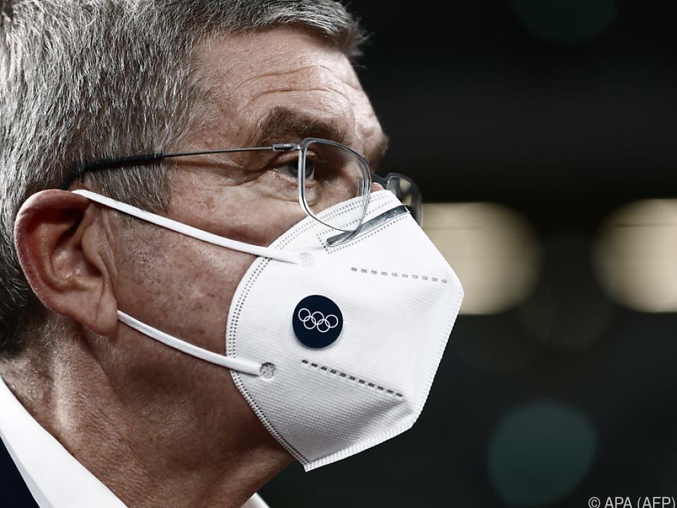 IOC-Präsident Thomas Bach kämpft um die Tokio-Spiele