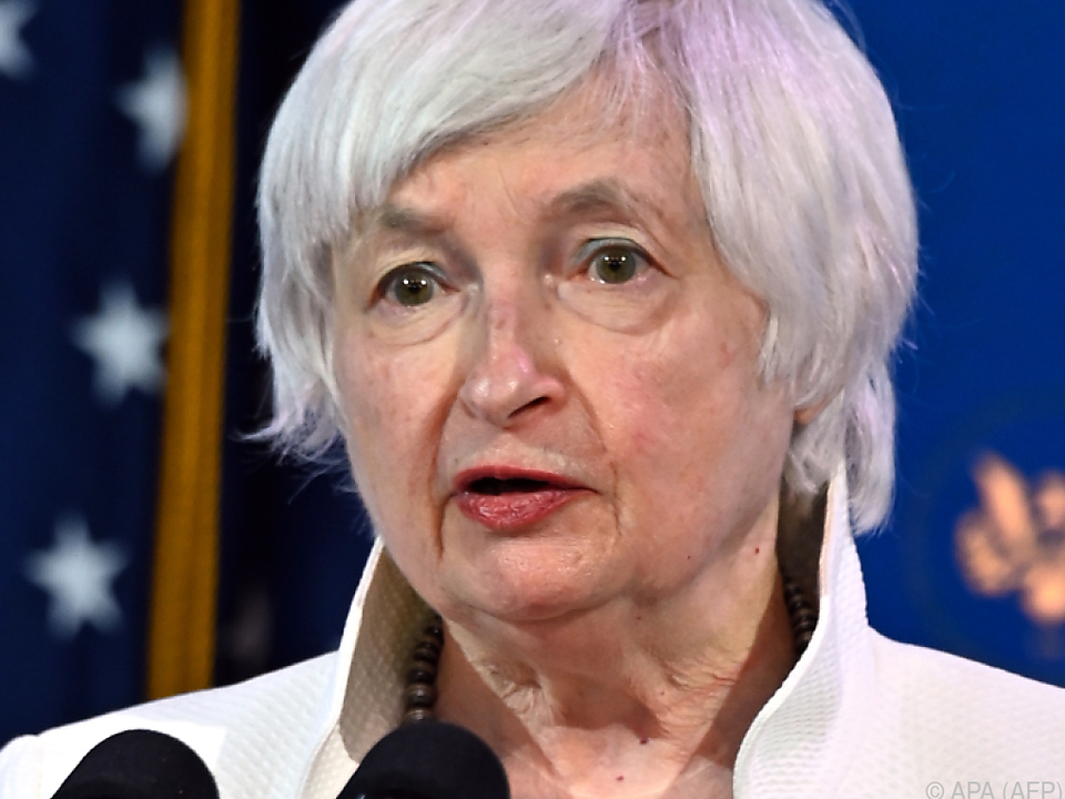 Janet Yellen wird US-Finanzministerin