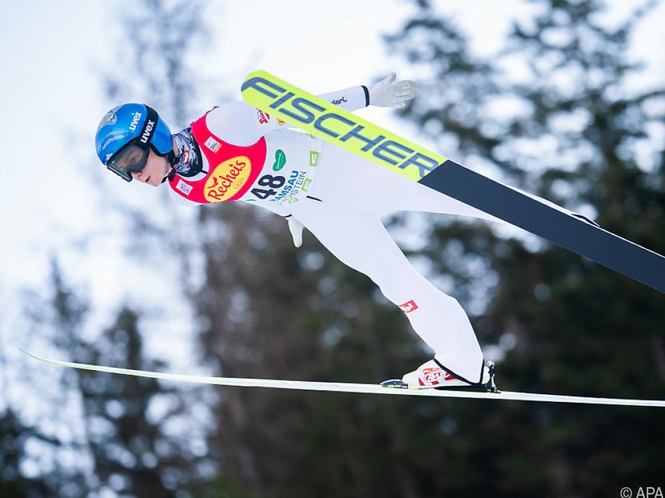 Johannes Lamparter kehrt in Seefeld in den Weltcup zurück (Archivbild)
