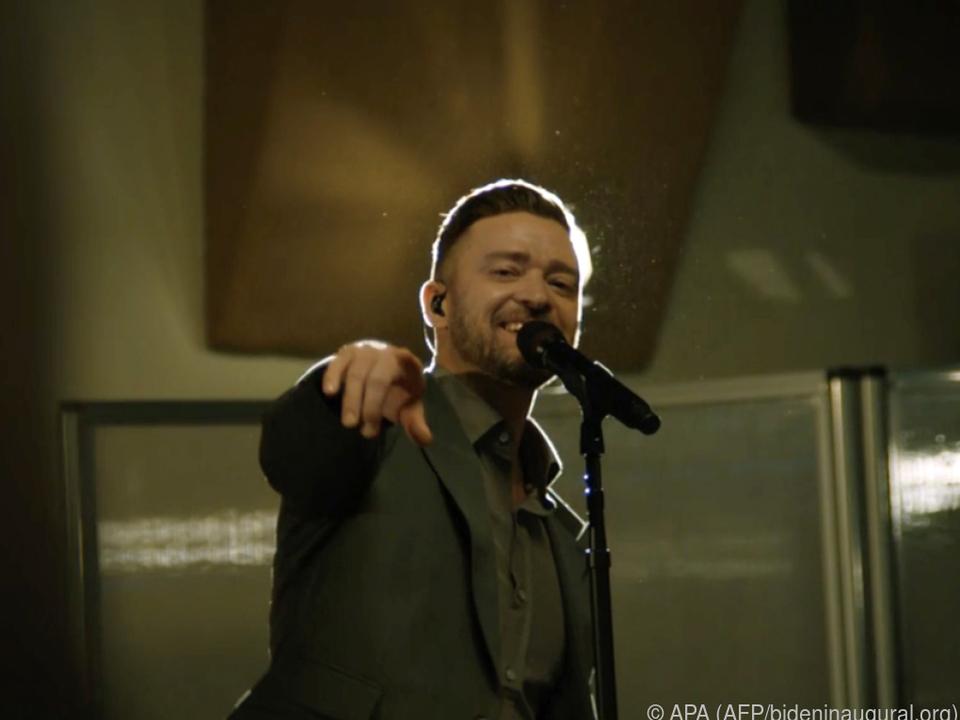 Justin Timberlake mit neuem Song \