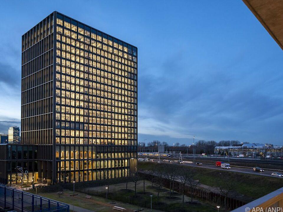 Die EMA hat ihren Sitz in Amsterdam