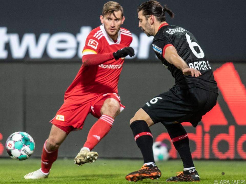 Keine Punkte gab es für Aleksandar Dragovic und Co.