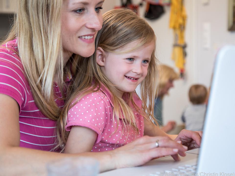 Kinder können oft nicht einschätzen, welche Daten sie von sich preisgeben