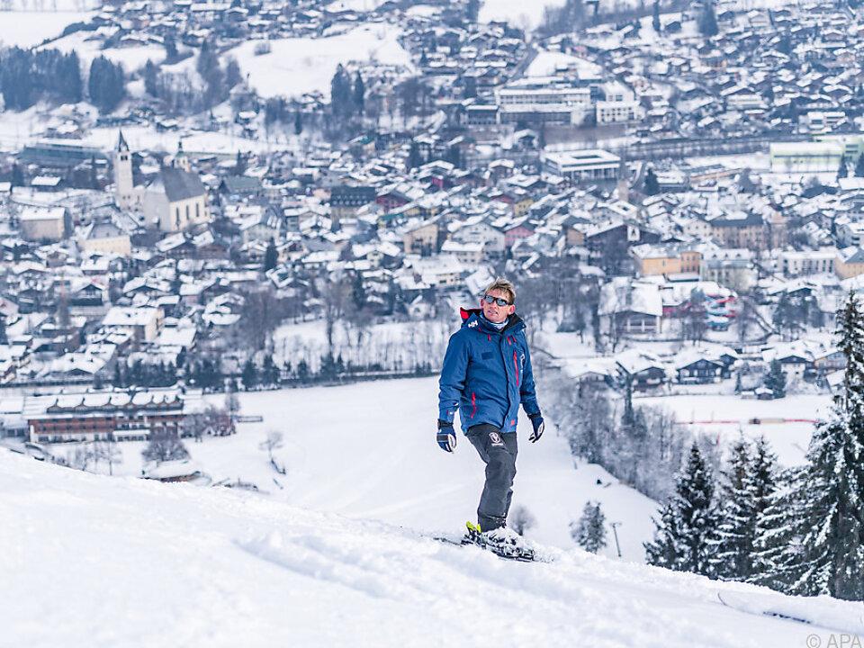 Kitzbühel übernimmt Wengen-Rennen