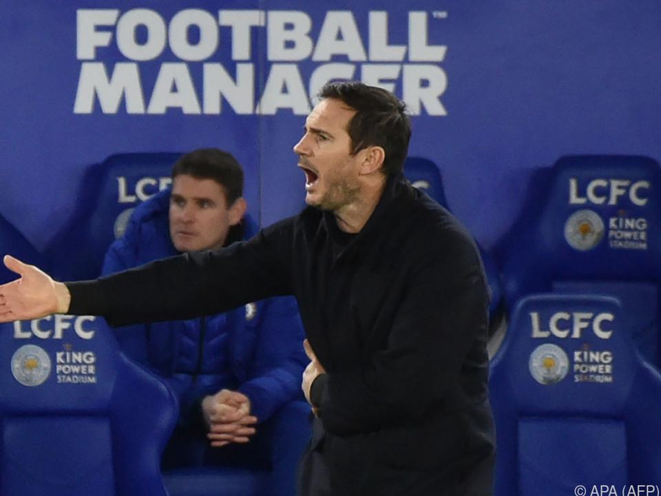 Lampard muss Chelsea verlassen