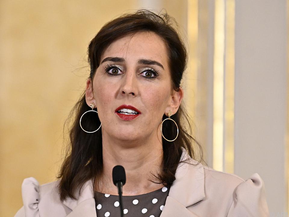 Landesrätin Maria Hutter (ÖVP) legt ihr Amt zurück