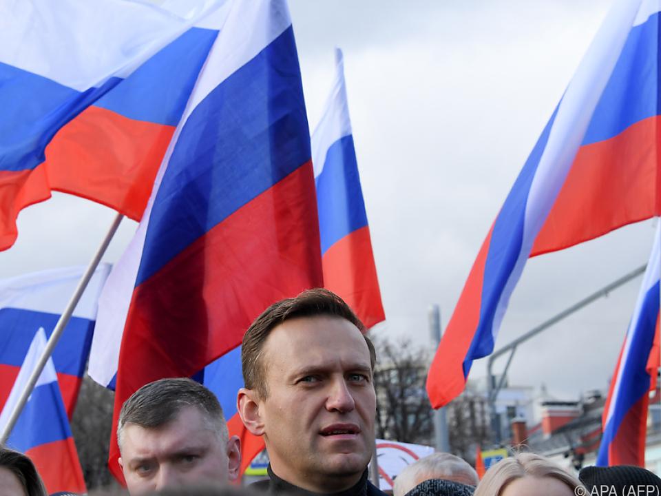 Frage einer Rückkehr stellte sich für Nawalny nach eigenen Angaben nie