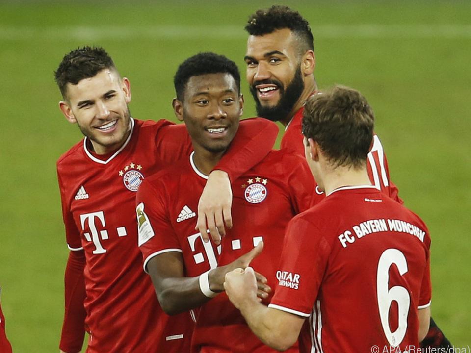 Laut Statistik sind Alaba und die Bayern schon Meister