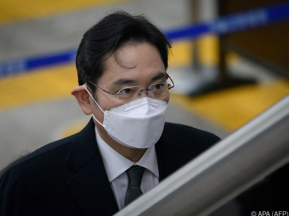 Lee Jae-yong muss erneut ins Gefängnis