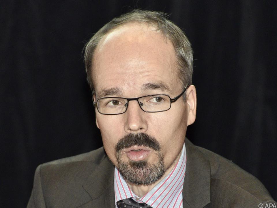Leipzigs Neo-Direktor Stefan Weppelmann im Jahr 2017