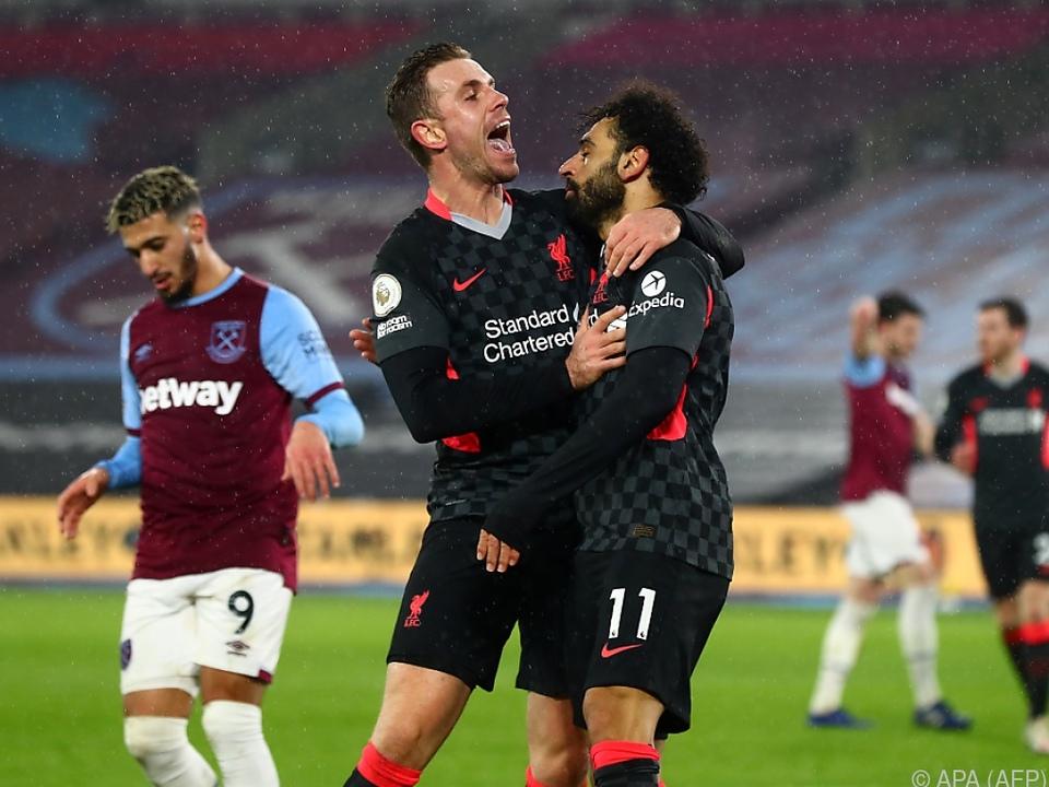 Liverpool-Kapitän Henderson weiß, was er an Salah hat