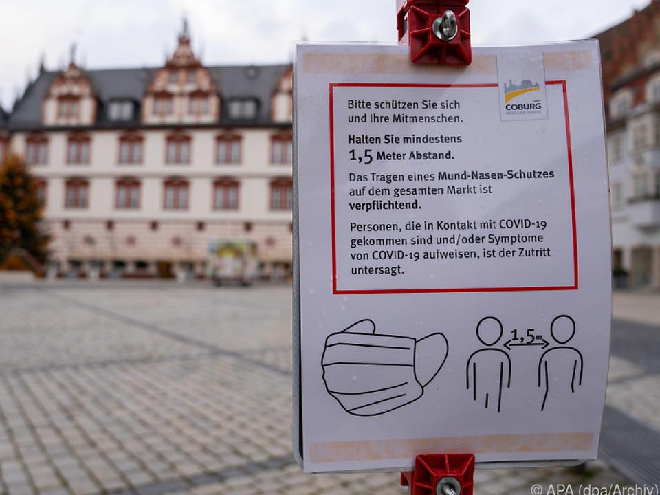 Lockdown in Deutschland wird wohl verlängert