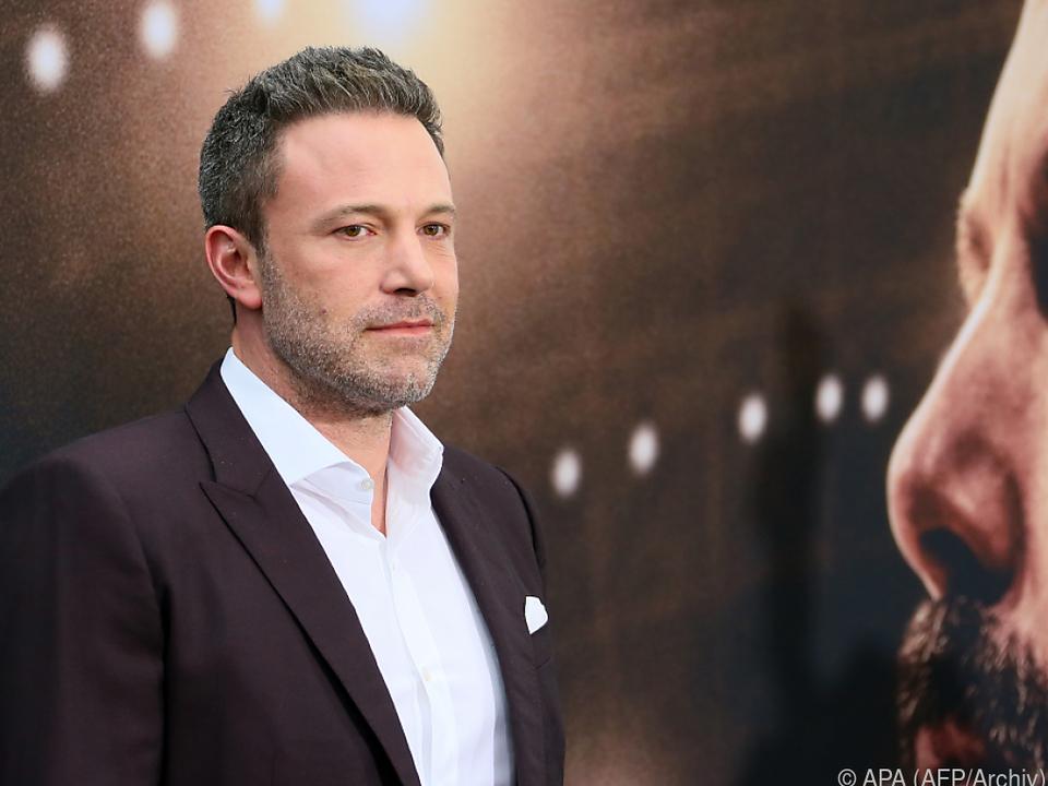 Der Hollywood-Star stellt sich dem Fantasy-Genre