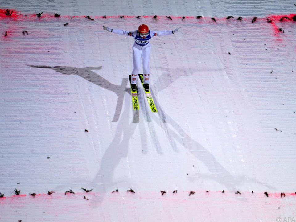 Marita Kramer führte Österreichs Frauen-Team auf Rang 3 (Archivbild)