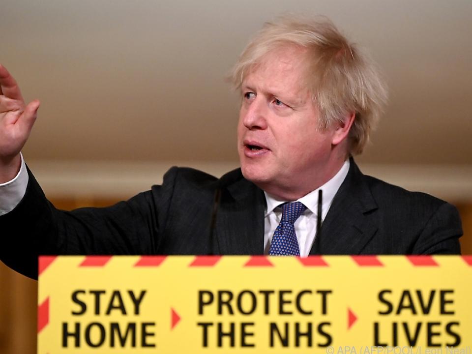 Mediziner widersprechern Johnson: Zu früh für klare Erkenntnisse