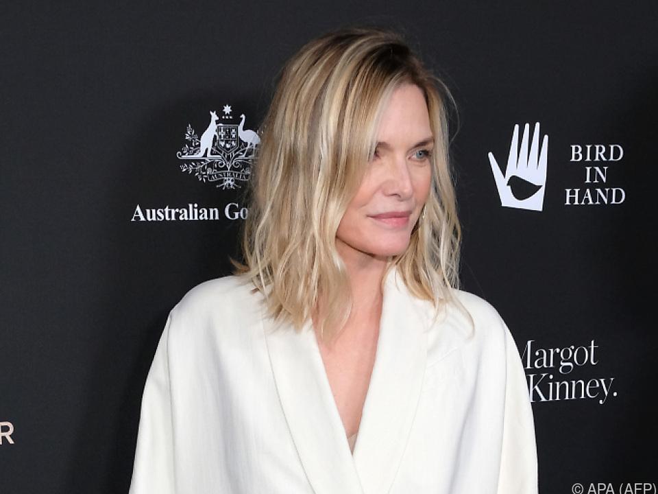 Michelle Pfeiffer bei einer Veranstaltung in  in Beverly Hills