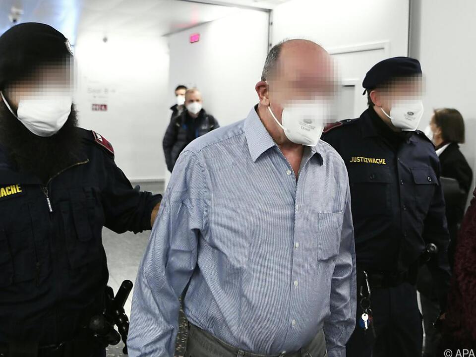 Mordprozess gegen 56-Jährigen in Eisenstadt