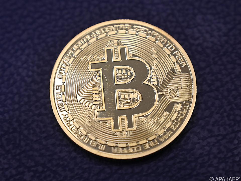 Der Bitcoin setzt seinen Höhenflug aus 2020 auch heuer fort.
