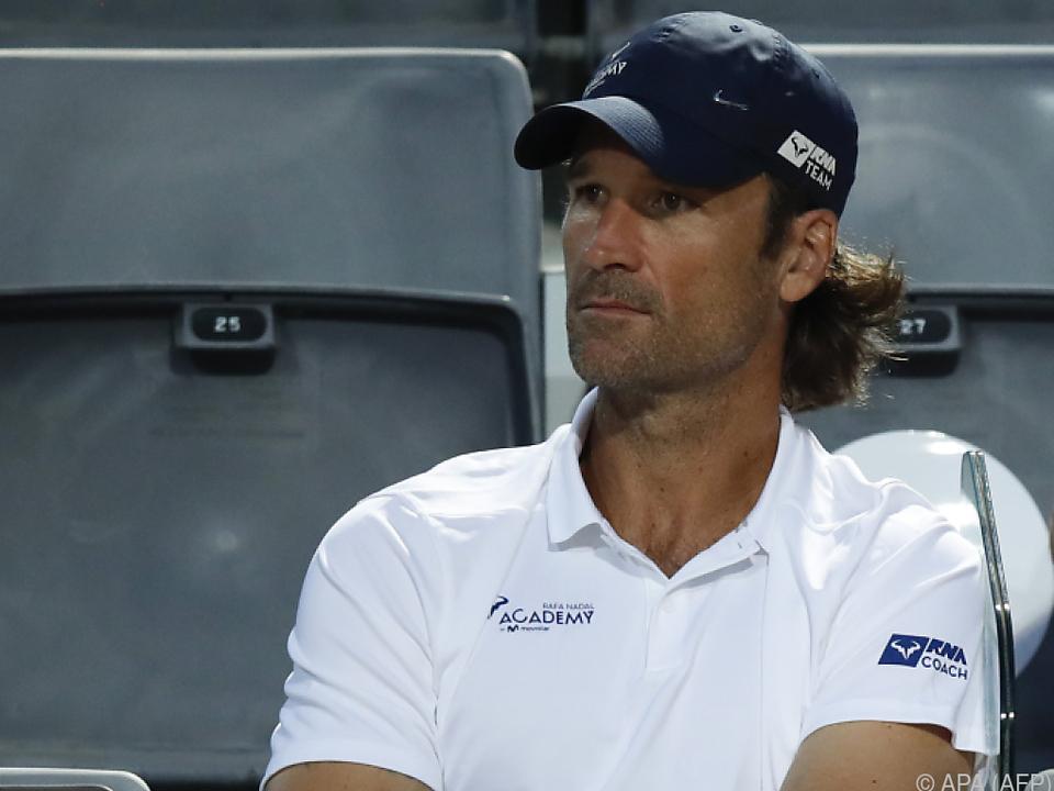 Nadal-Trainer Moya reist nicht zu Australian Open