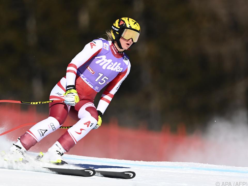 Nina Ortlieb wird in Vorarlberg operiert