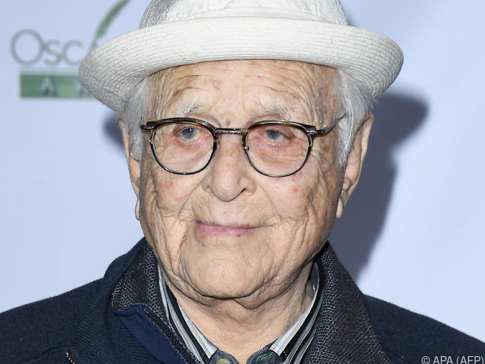 Norman Lear (98) wurde mit progressiven TV-Serien in Hollywood bekannt