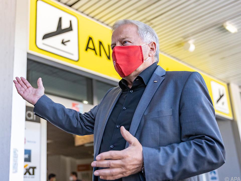 ÖFB-Chef Wintner würde geringere Reisetätigkeit bei der EM begrüßen