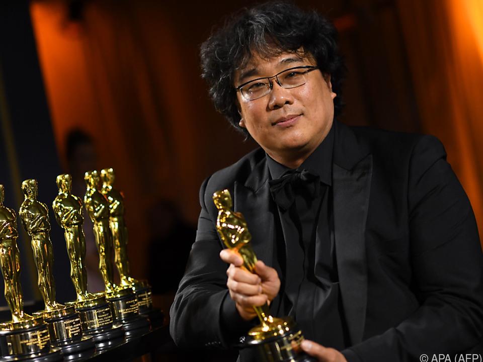 Oscar-Preisträger Bong Joon-ho kommt heuer nach Venedig