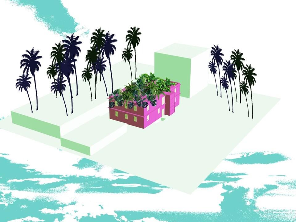 Pink Pavillon 2