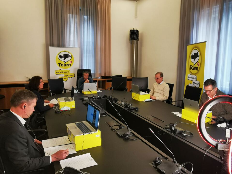 Pressekonferenz (1)
