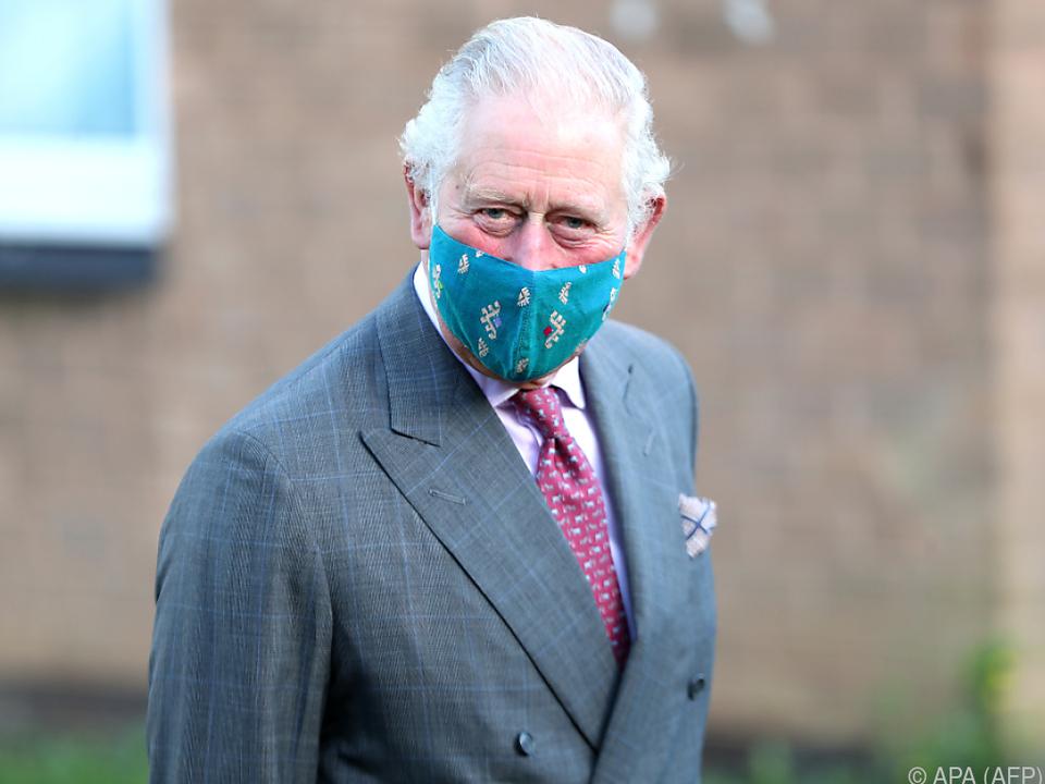 Prinz Charles setzt sich für das Klima ein