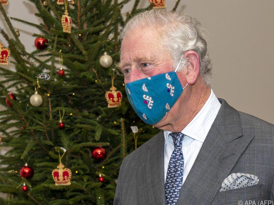 Prinz Charles warnt vor unerkannten Krebserkrankungen