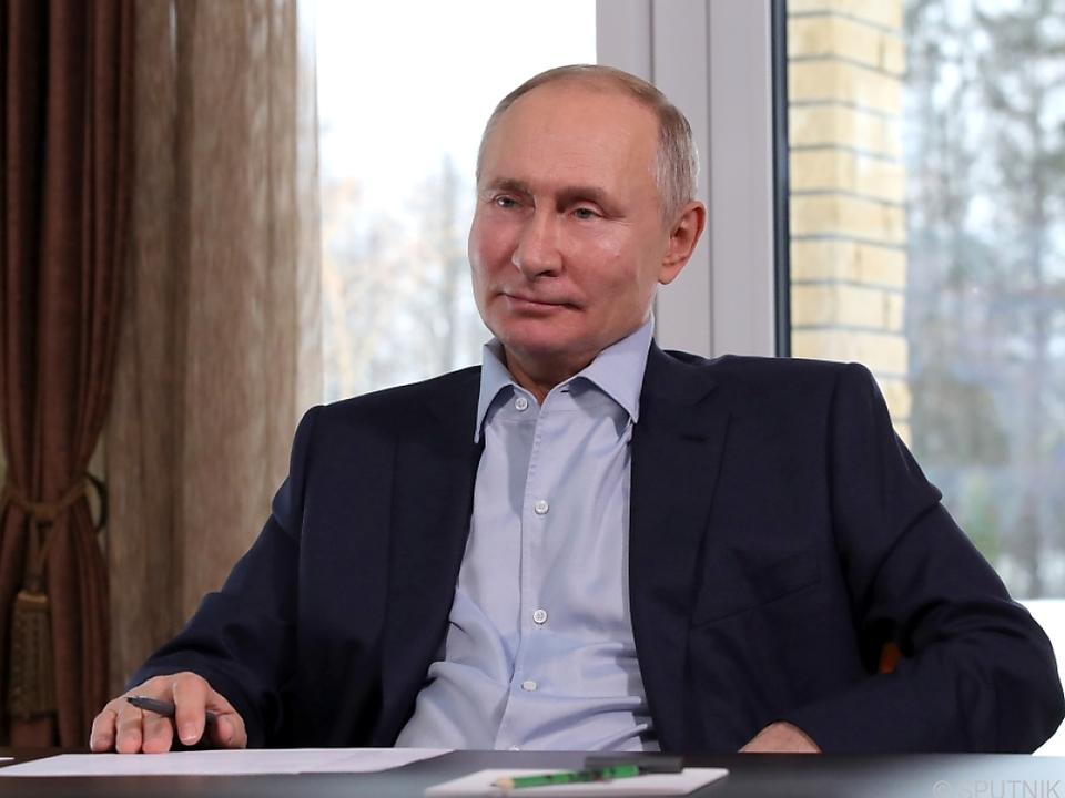 Putin weist Vorwürfe von Kreml-Kritiker zurück