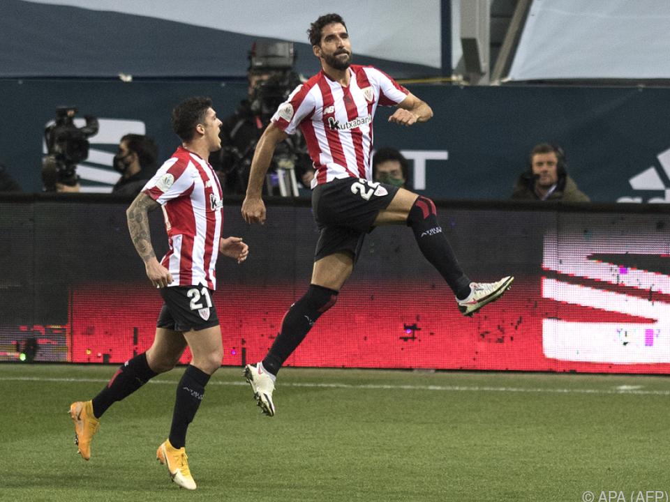 Raul Garcia war Matchwinner für Bilbao