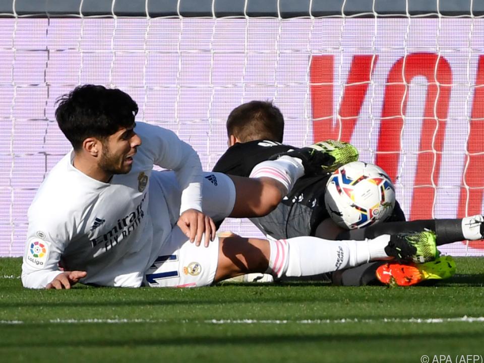 Real Madrid nach Heimniederlage gegen Levante am Boden