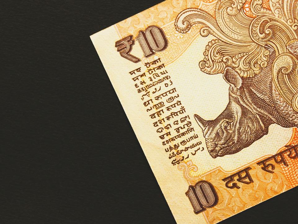 Geld Indien