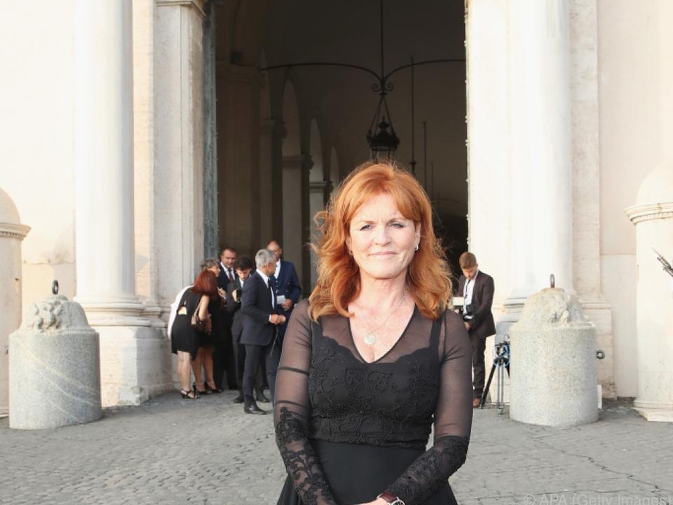 Sarah Ferguson veröffentlicht ersten Roman