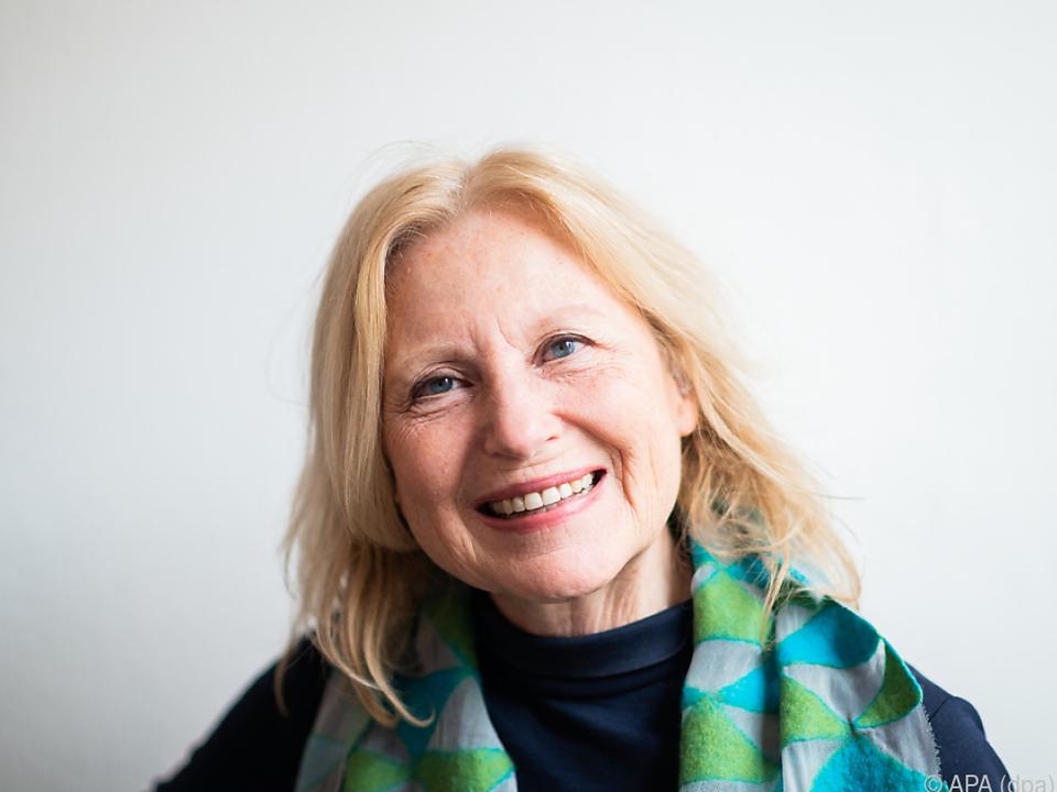 Schauspielerin, Kabarettistin und Sängerin Maren Kroymann